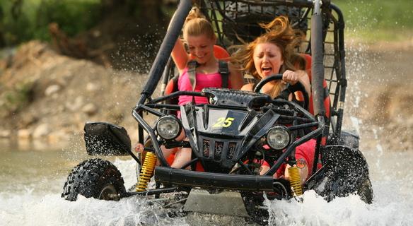 Buggy / Kartcross