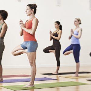 Aula de Yoga em Lisboa