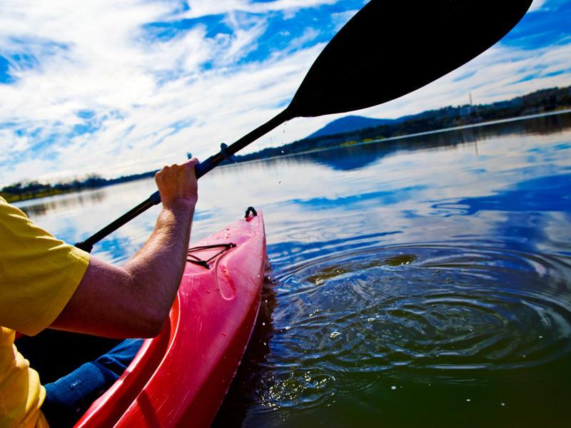 Kayak / Canoagem